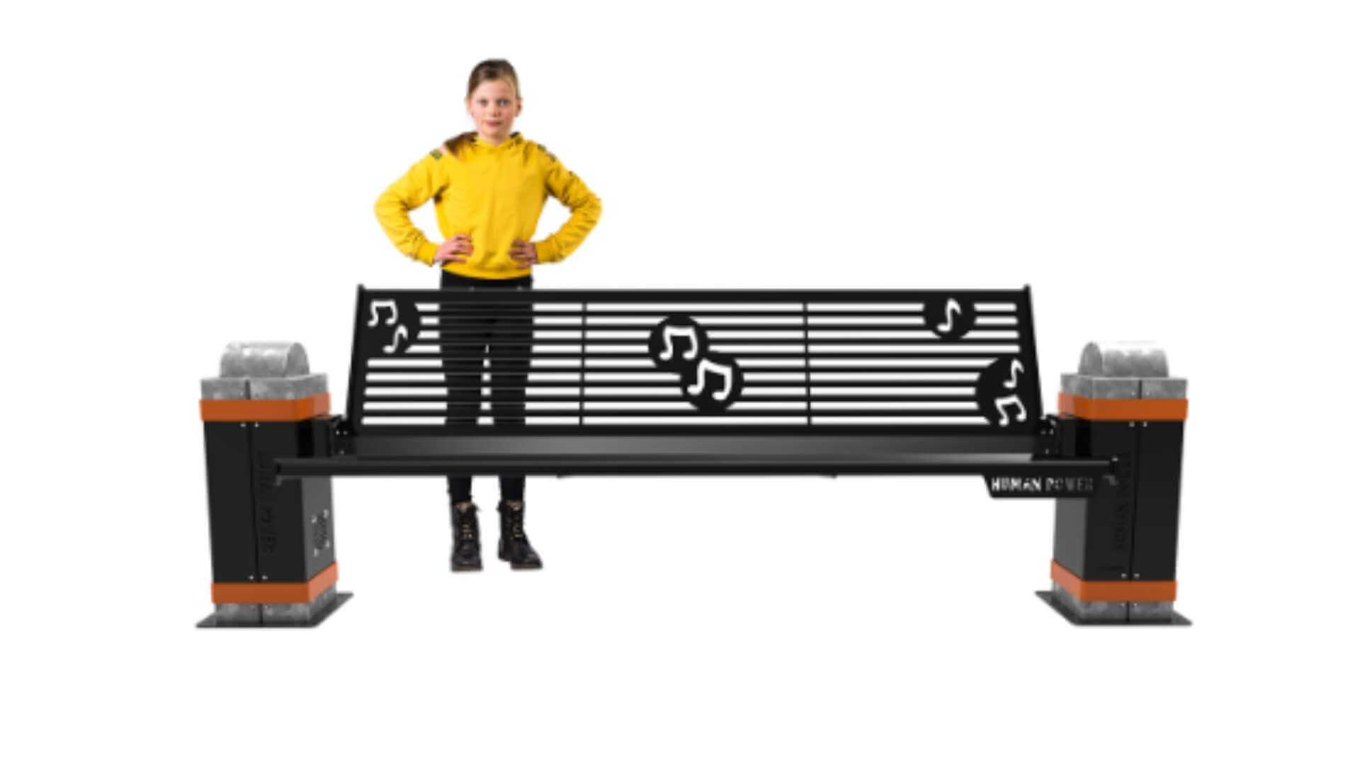 audio bench
